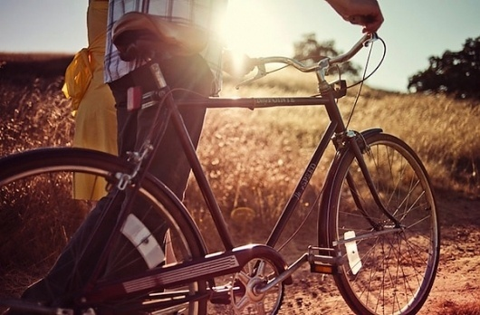 Ed McGowan | PHOTO DONUTS DAILY INSPIRATION PHOTOGRAPHY #sun #photography #lensflare #bike