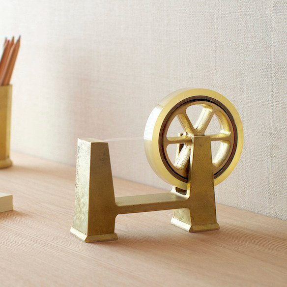 Tape Dispenser by Oji Masanori #minimalist #design #minimal #minimalism