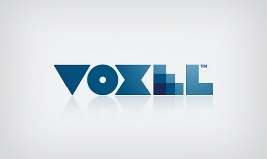 Voxel » Design You Trust #logo #identity