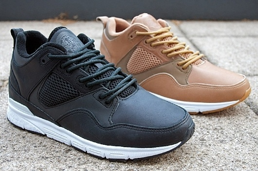 GOURMET THE 35 - Sneaker Releases - Sneaker Freaker Magazine #trainers #sneakers #tan #black