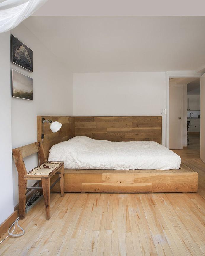 bedroom / Michael Yarinsky Studio