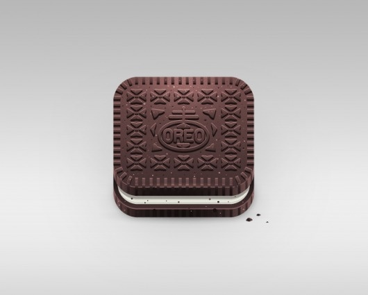 Food App Icons - Julian Burford #icon #app #food
