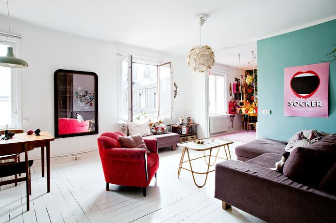 Bondegatan 7, Södermalm, Stockholm | Fantastic Frank #interior #design #decor #frank #stockholm #deco #fantastic #decoration