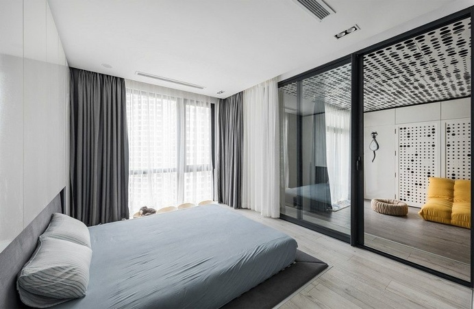 Hanoi Minimalist Apartment 11