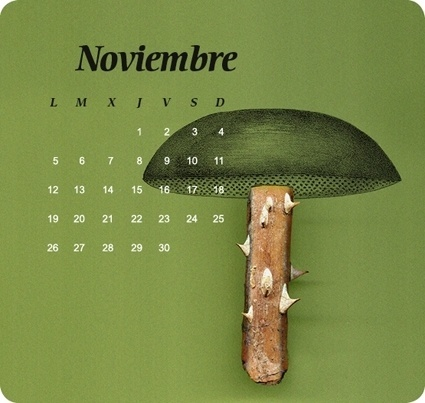 josellopis #creative #creativity #calendar #design #graphic #jose #llopis #art