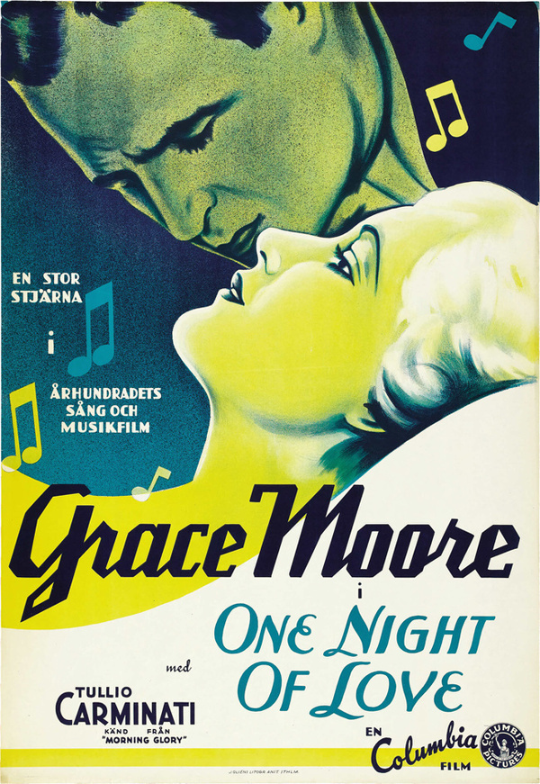 20 Swedish Posters for 1930s Hollywood 50 Watts #50 #watts