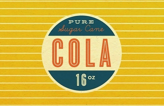 Vintage Label Designs | Abduzeedo | Graphic Design Inspiration and Photoshop Tutorials #vector #retro #vintage #typography