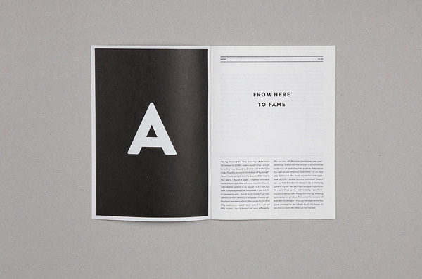 HvD Fonts – Brandon Text #fonts #specimen #grotesque #brandon #hvd #typography