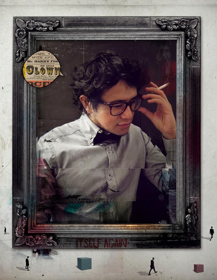 BUENTYPO #bto #buentypoself-portrait