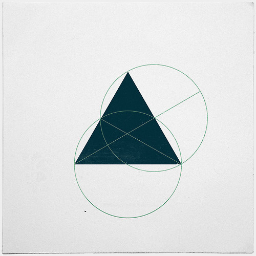 #362 Hidden truths  A new minimal geometric composition each day