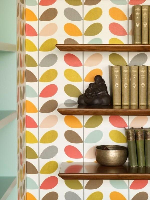 Bohemian Apartment Wallpaper Decor Interior Painting Art Kids Room