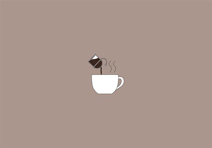 Minimal design Espresso machine -Take out espresso in a capsule