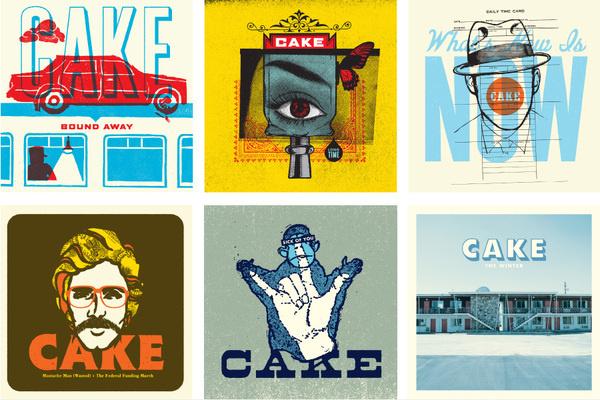cake2 #record #album #sleeve #art