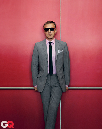 The GQ Guide to Suits: Style: GQ #suit #grey