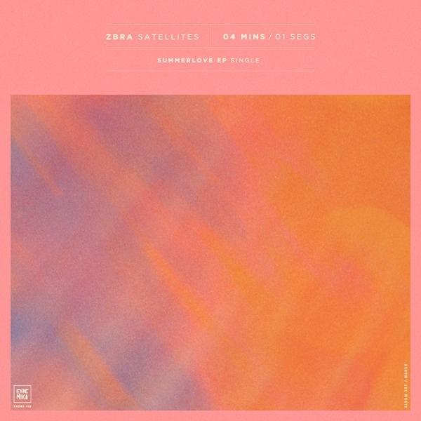 ZBRA Satellites Album Cover #cover #album #design #art