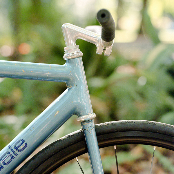 Zoom Photo #riser #bicycle #fixed #gear #canondale #cannondale #bike