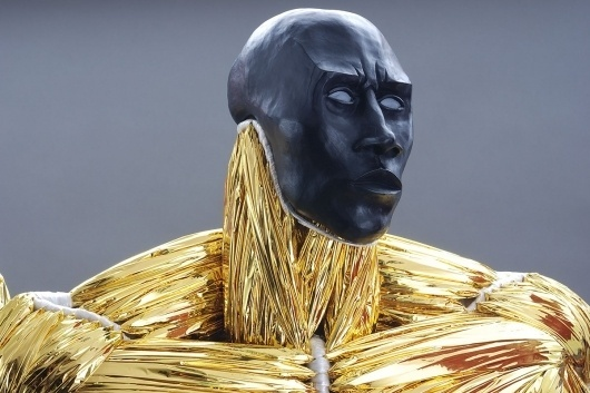 The Fighting Solar Bros | Max Boufathal #supermen #sculpture #art