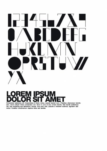 Music Emotion Agency | vbg.si - creative design studio #font