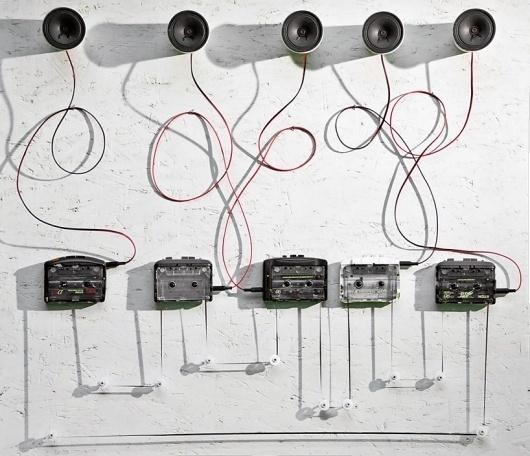studio nomad: cacophony #music #installation
