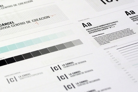 Looks like good Print Design by erretres #print #design #graphic #grid #type