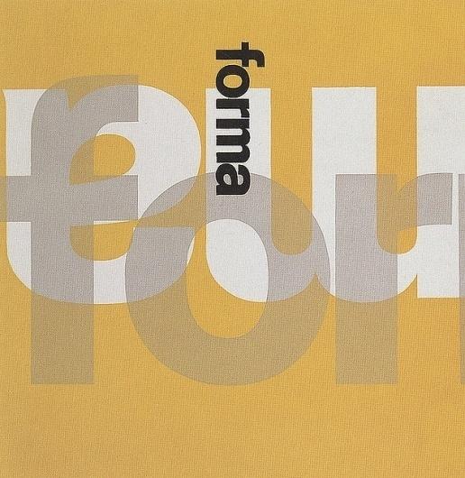 Max Huber, Forma, 1955 #max #huber #design #graphic #1955 #poster