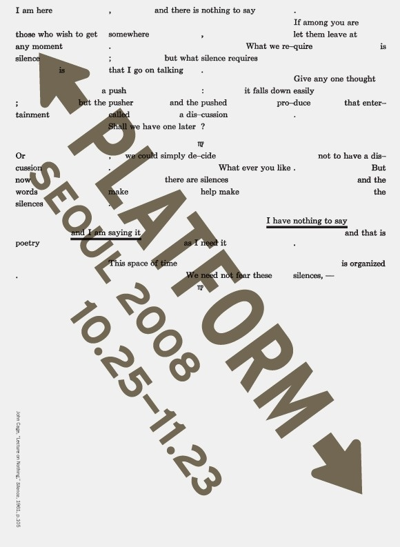 Poets and artists live on frontiers. They have no feedback, only... - but does it float #type