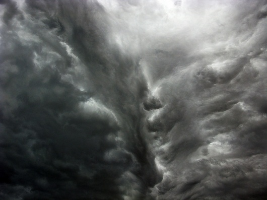 sky over chicago   Flickr - Photo Sharing! #clouds #storm #sky