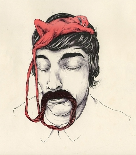EK Interview: Pat Perry | EMPTY KINGDOM You are Here, We are Everywhere #draw #pat #perry #mustache #art