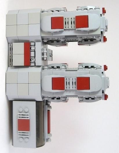 LEGO Alphabet Spaceships — Designaside.com #alphabet #lego