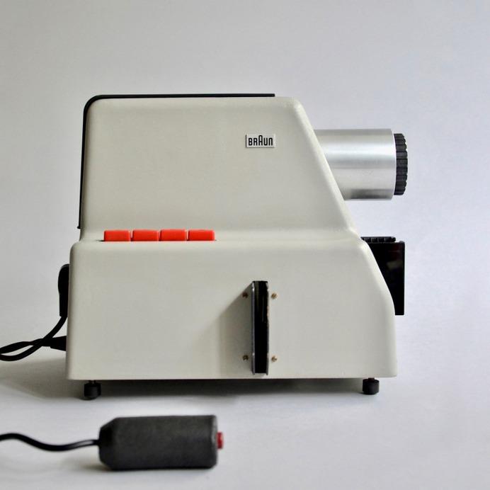 Dieter Rams: Braun PA 1 | Sgustok Design