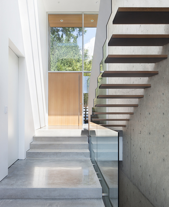 Galería – Residencia Russet / Splyce Design #stairs #architecture