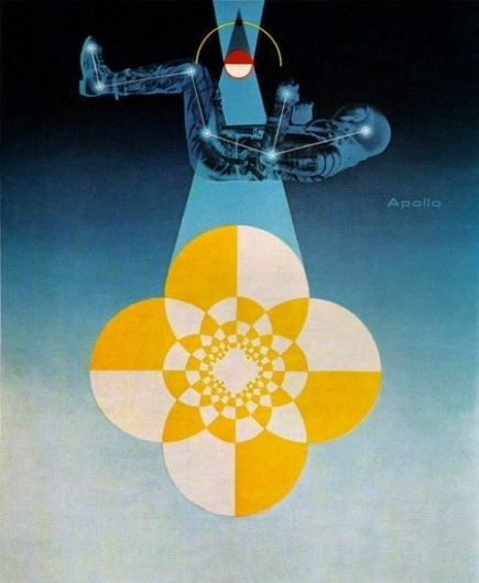 Sci-Fi-O-Rama / Science Fiction / Fantasy / Art / Design / Illustration #apollo