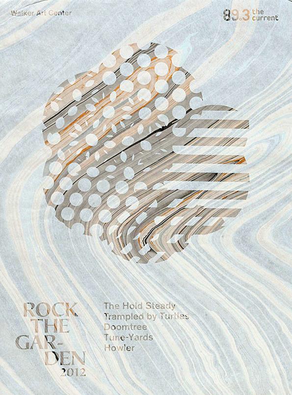 Rockthegarden6 #cut #dye #idea #poster
