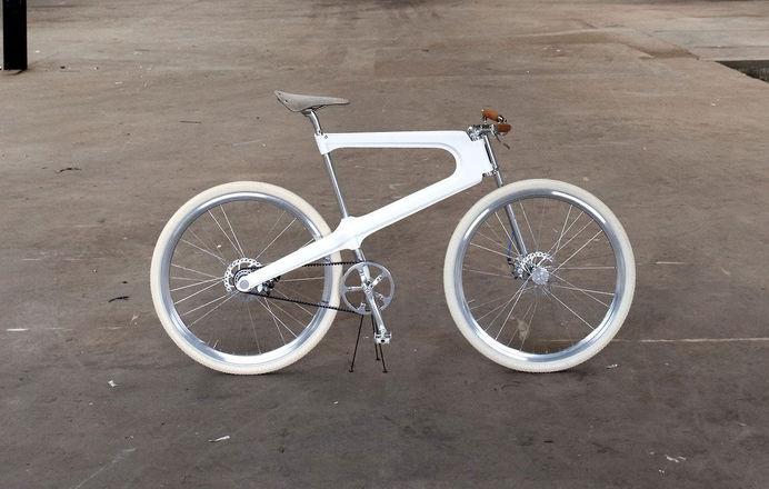 Epo Bicycle - Cykel byggd i Holland | Tjock / Garaget #bicycle