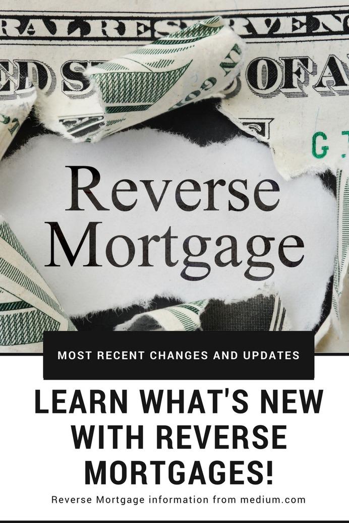 Reverse Mortgage Changes - Luke Skar - Medium