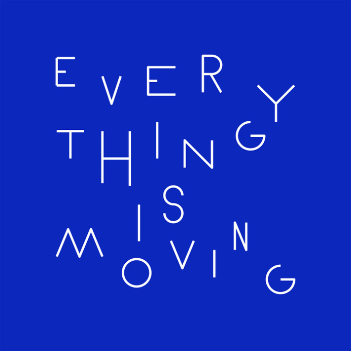 Everything is moving Art Print by Koning | Society6