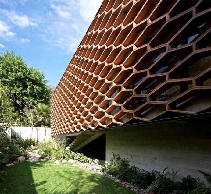 Concrete Home in Mexico - #architecture, #house, #home, #decor, #interior, #homedecor