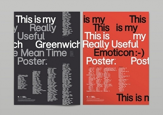 Really useful poster - Mash Creative | Flickr - Photo Sharing! #creative #useful #really #poster #mash