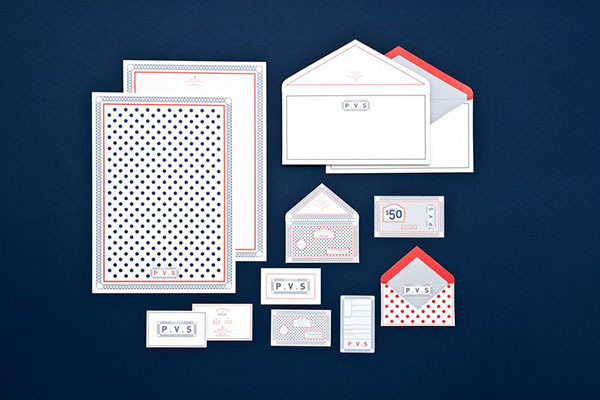 Provisions Branding on Branding Served #business #card #print #envelope #stationery