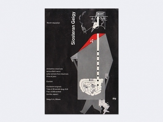 Display | Siosteran Geigy | Collection #swiss #1950s #design #graphic #geigy #advertising