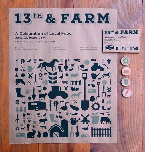 13th---FARM-elements.jpg (640×669) #branding