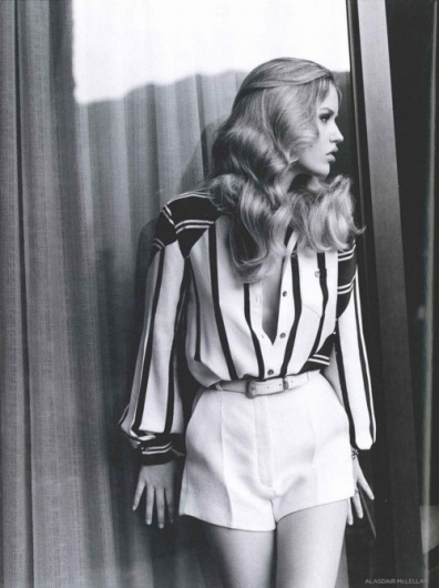 Merde! - Georgia May Jagger #fashion #photography