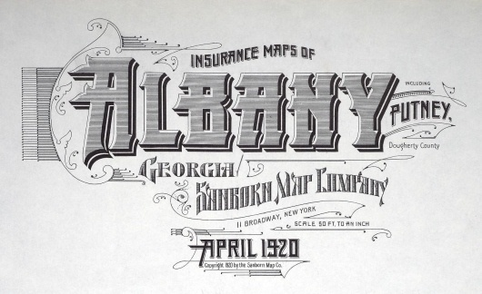 BibliOdyssey: Sanborn Fire Insurance Map Typography #lettering #ink #drawing #hand #typography