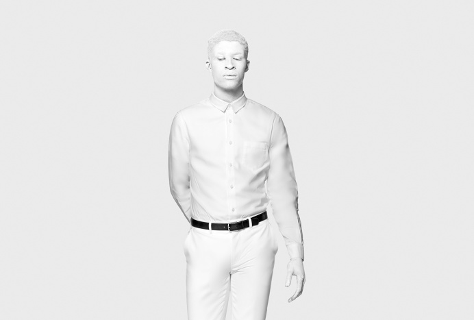Shaun Ross. Upton Belts MMXV shoot by Wedge and Lever. #smoke #walking #white #sculpture #upton #belt #belts #Shaun #Ross #wedge #and #lever