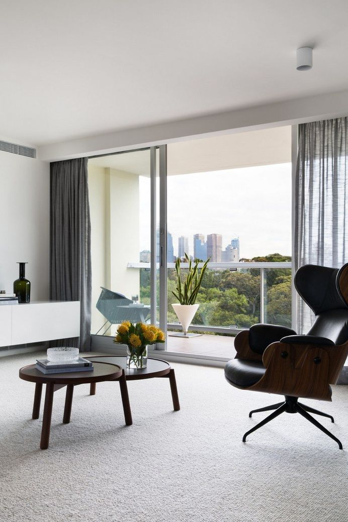 Domain Apartment Offers a Timelessly Elegant Retreat in Melbourne 1