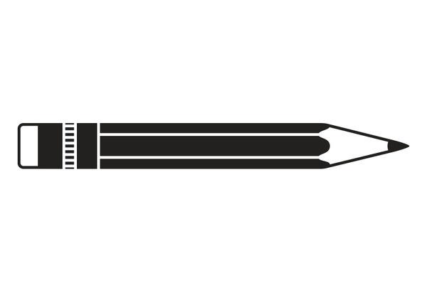 Pencil #illustration