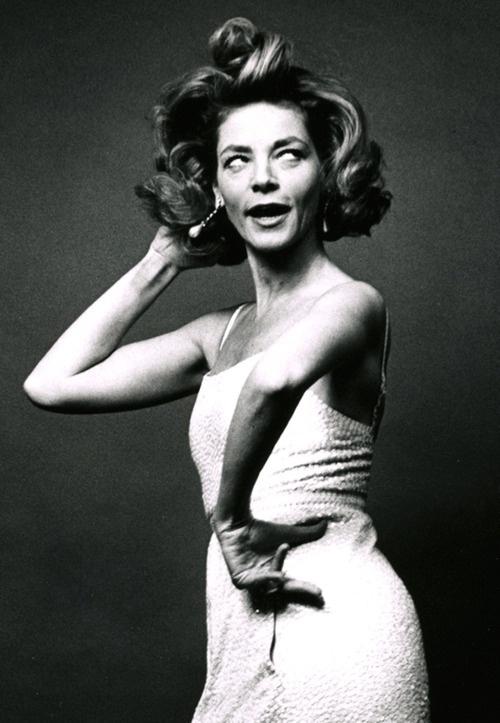 Lauren Bacall #photography