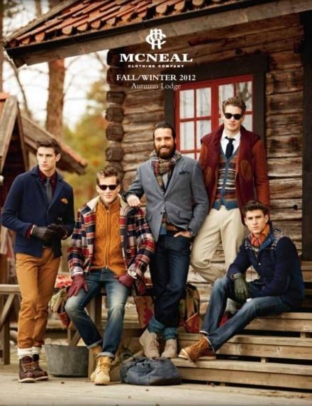 McNeal FW 2012 #fashion