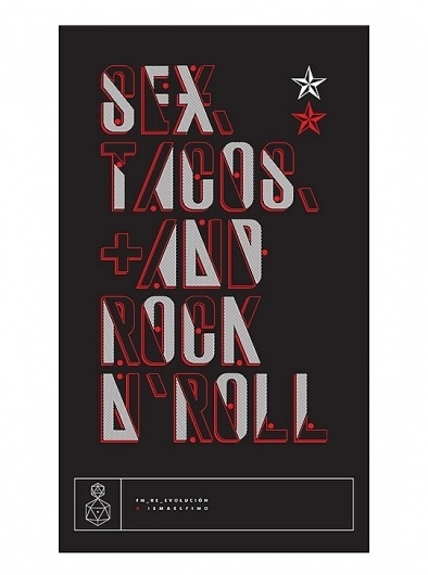 New Typography Designs » Design You Trust – Social Inspirations! #poster #typography