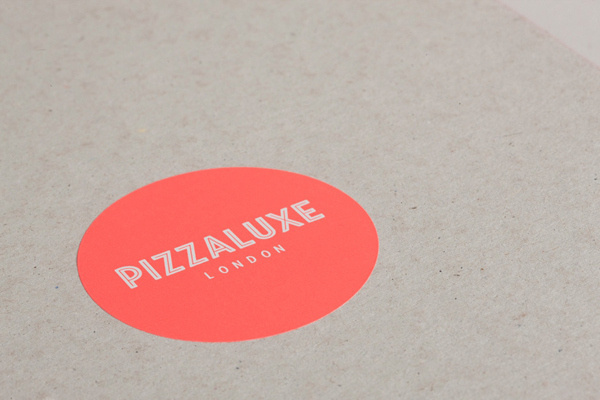 Pizza Luxe designed by Touch #london #luxe #pizza